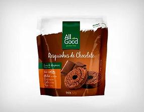 Fornecedor Rosquinha All Good De Chocolate 32g – Casarão