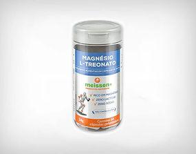 Distribuidor Magnésio L-Treonato 300mg 60 Cápsulas - MEISSEN
