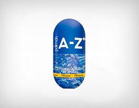 Distribuidor Encapsulado AZ+ Polivitamínico 120 Cápsulas 450mg - Polimais