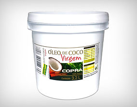 Preço Atacado Balde Óleo de Coco Virgem 3,2l - Copra