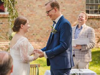 Anja & Michael I August 2019 I Hochzeitshof Wetzenow
