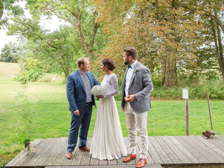 Dina & Mathias I August 2018 I Gutshaus Stolpe Relais & Chateaux