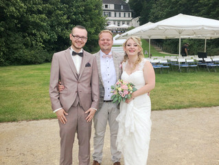 Maria & Philipp I Juli 2020 I Villa Blumenfisch am Wannsee