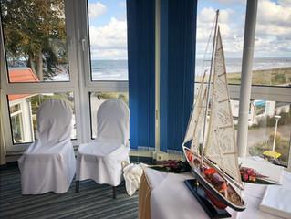Tina & Michael I Oktober 2019 I Hotel Seerose Kölpinsee