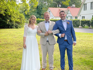 Sonja & Tobias I August 2021 I Forsthaus Friedrichsruh