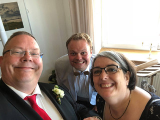 Petra & Bernd I Kurhaus Zingst I Mai 2018
