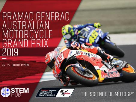Bridging the Gap between Science and MotoGP™