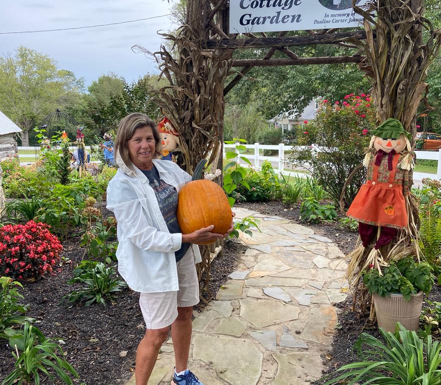 Nancy's Great Pumpkin
