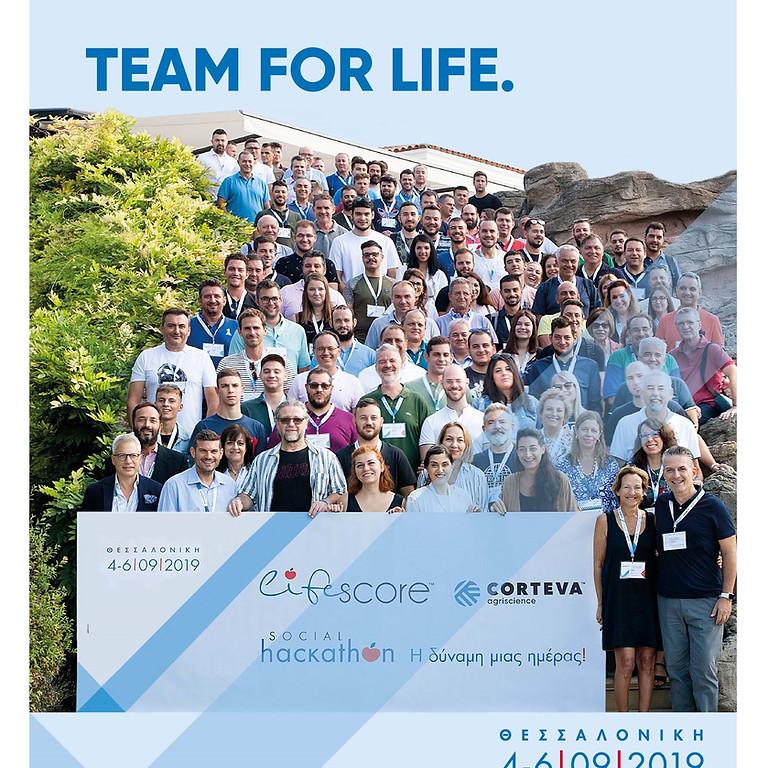 LifeScore Thessaloniki Social Hackathon 2020