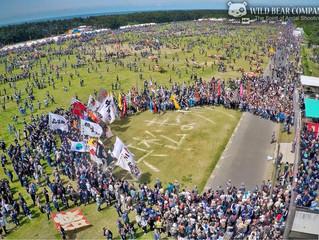 一連六天,日本2015靜岡浜松祭航拍工作! 漫天巨風箏為day 1 主角!