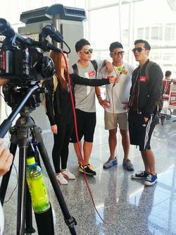 TVB劇集《衝線》一連16日台灣外景航拍