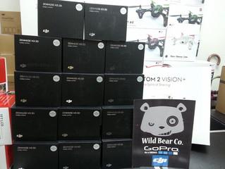 最新的h3 3d 雲台version 1.1 已經可以散賣了