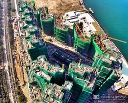 中原地產及century21拍攝東涌《東環》