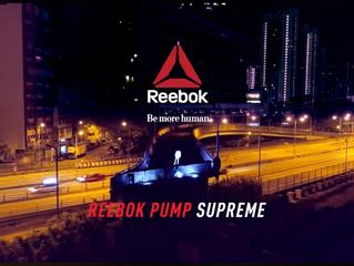 【Reebok Pump Supreme 全新企劃 – Transform Your World】Project 2017