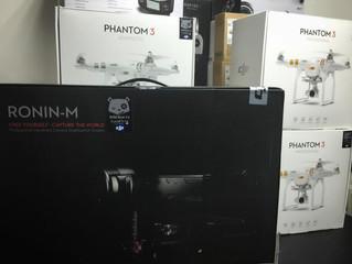 新出單鏡反光相機專用輕量版的RONIN - M,是你們的心水選擇嗎?