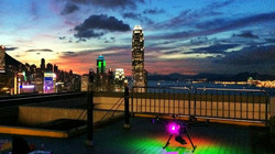 Wild Bear Company負責Audi 香港新廣告的航拍部分