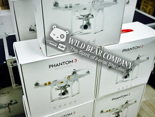 請客人耐心等待我們專人致電/whatsapp,有關phantom 3 的取貨安排事宜。