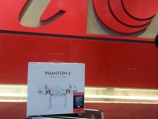 客戶i-Cable新聞部購入Phantom2