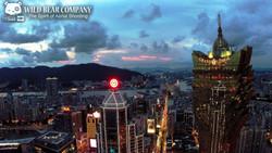 """拍攝TVB""""澳門回歸15周年""""新節目的所有航拍部分"""