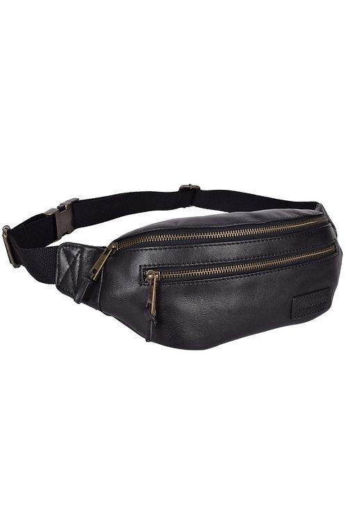 Classic Leather Bum Bag
