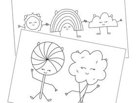 Kids Art Tutorial Videos