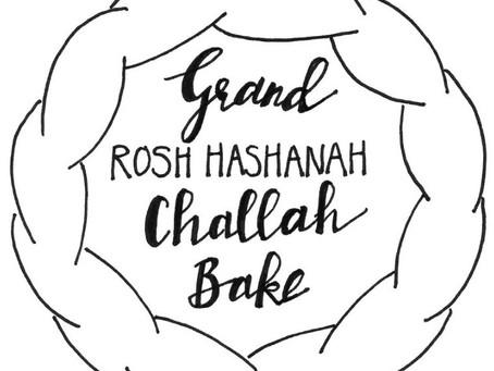 FREE DOWNLOAD - Challah Recipe Illustration