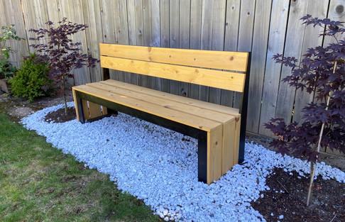 Outdoor Bench 1