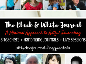 The Black & White Journal: New Online Course