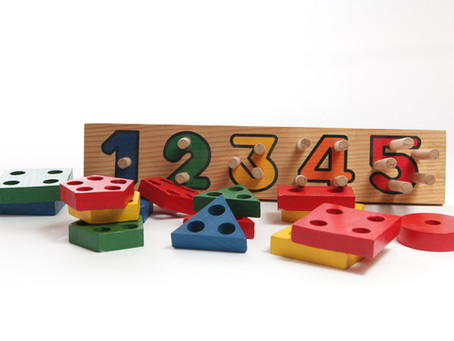 Playing Preschool - Year 2: Unit 6 - Numbers