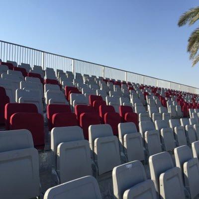 Public Grandstand, 2015, Qatar