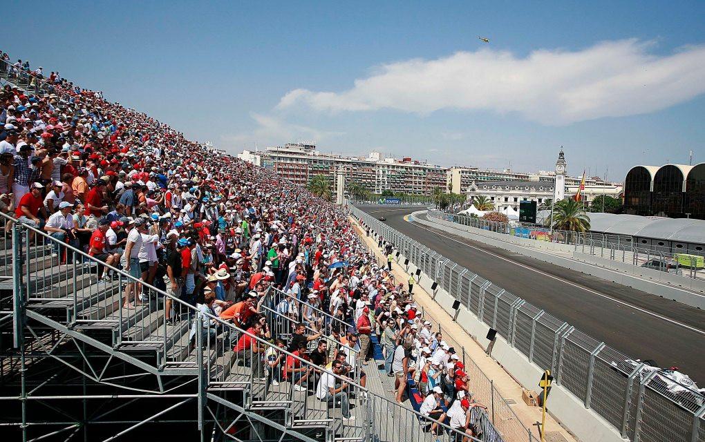 Public Grandstand, 2008, Valencia