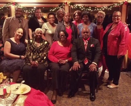 Senior Holiday Banquet 2017