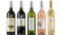 Gamme des Vins - Domaine Le Passelys - Boutique - Vin Rouge Malbec - Vin Blanc Chardonnay
