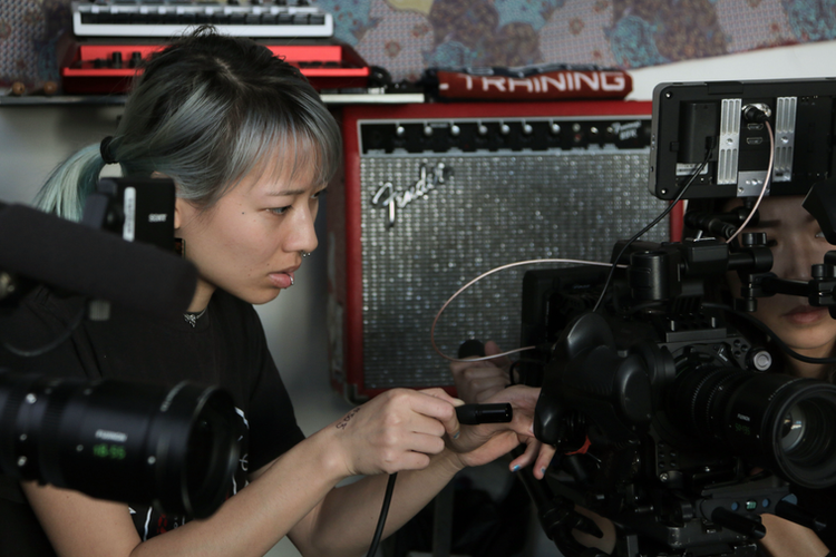 First Assistant Camera