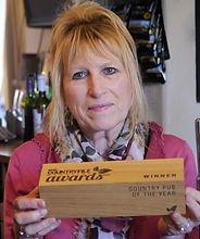 Pub of the Year award.JPG