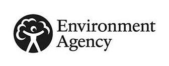 Black Environment Agency logo on a white background.