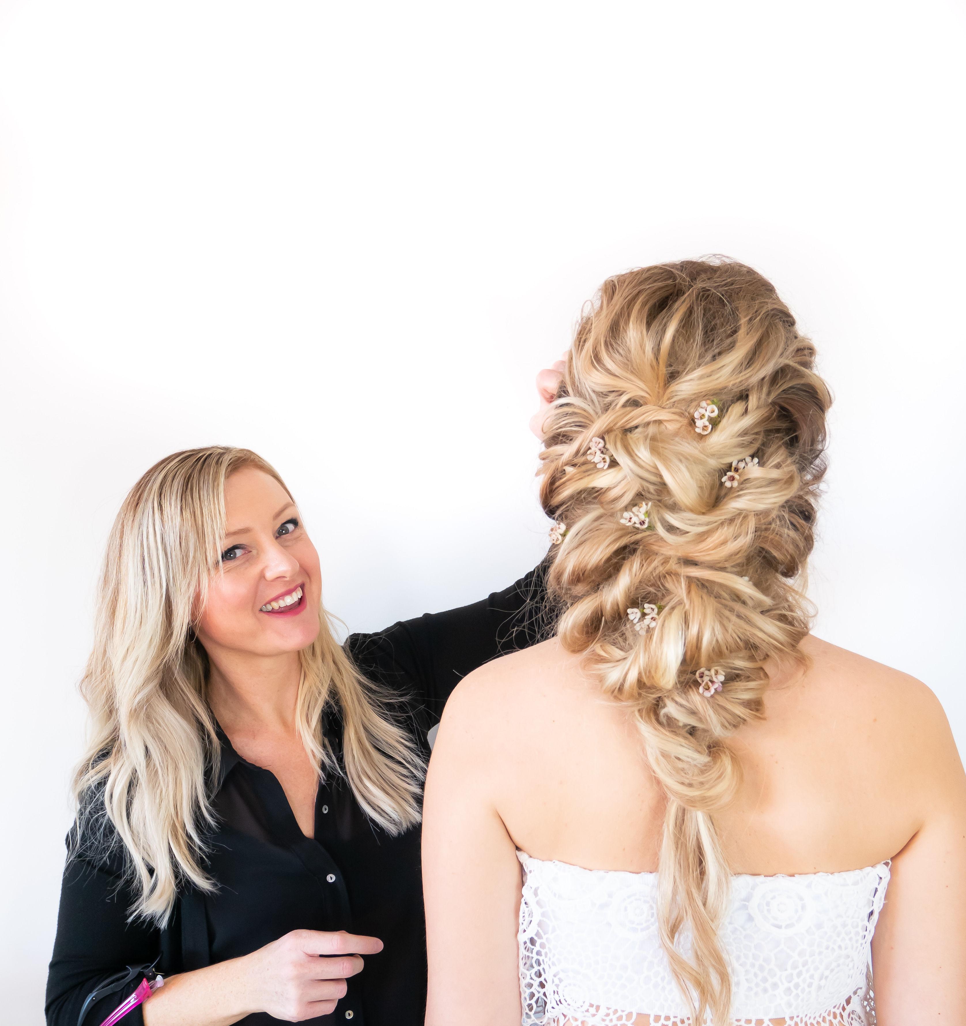 Bridal Hair and Makeup. Allure Makeup