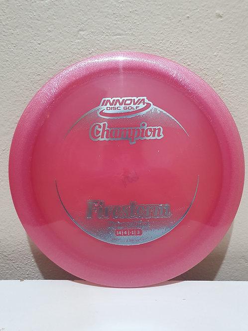 Champion Firestorm ~ 14, 4, -1, 3
