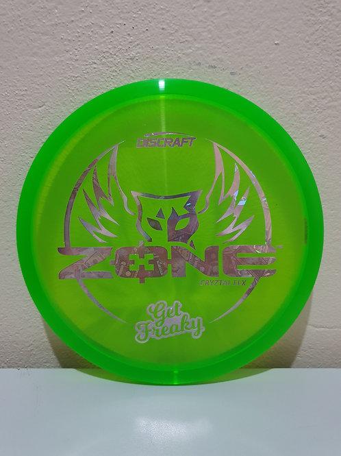 """Brodie Smith Cryztal FLX Zone """"Get Freaky"""" ~4, 3, 0, 3"""
