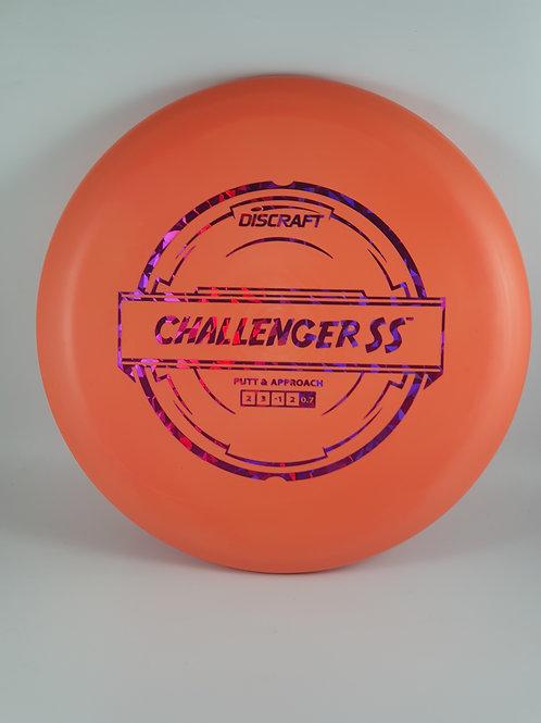 D Line Challenger SS ~ 2, 3, -1, 2