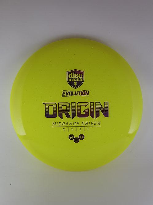 Neo Origin ~ 5, 5, -1, 1
