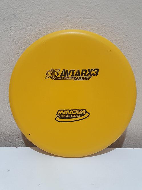 XT AviarX3 ~ 3, 2, 0, 3
