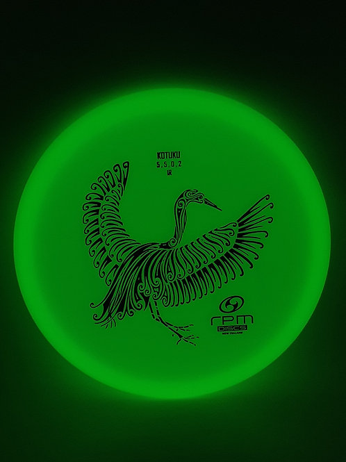 Glow Kotuku ~ 5, 5, 0, 2