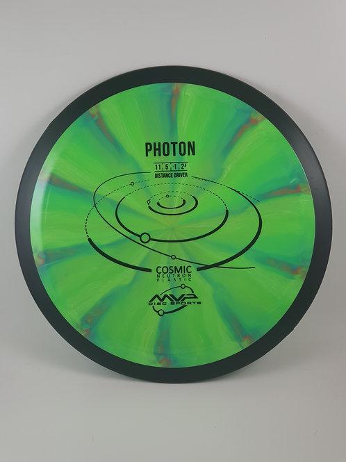 Neutron Photon ~ 11, 5, -1.5, 2.5