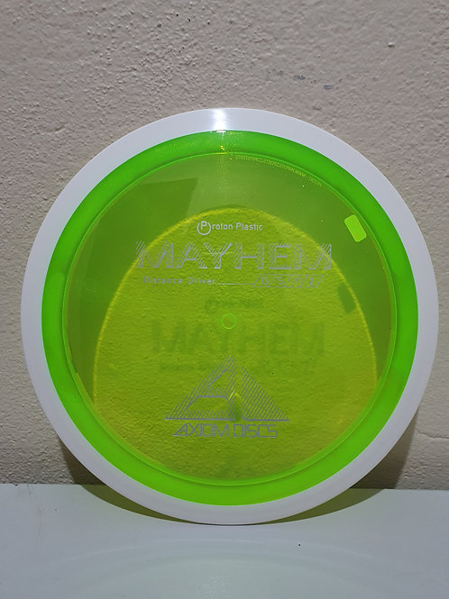 Proton Mayhem ~ 13, 5, -1.5, 2