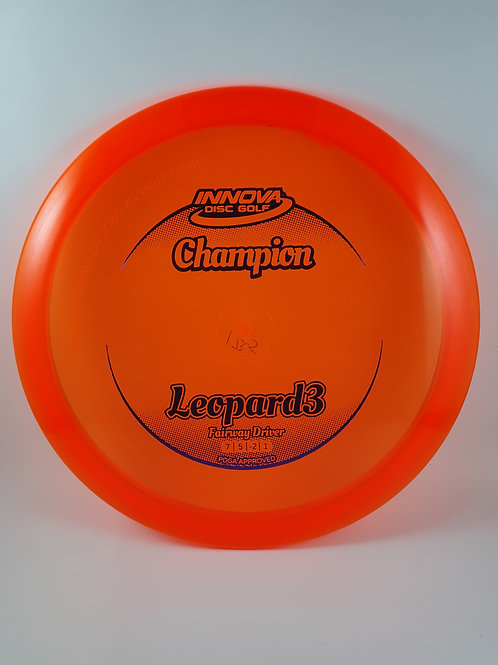 Champion Leopard3 ~ 7, 5, -2, 1