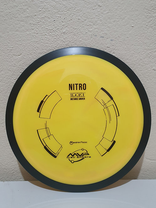 MVP Neutron Nitro ~ 13, 4, -0.5, 3
