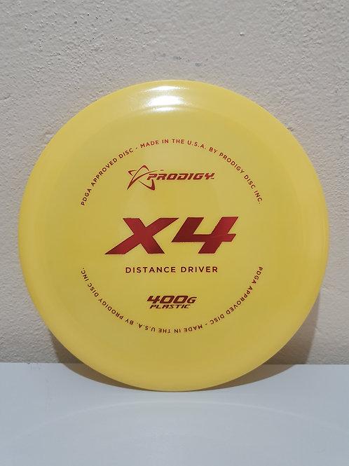 X4 400G Disctance Driver ~ 13, 5, -2.5, 2