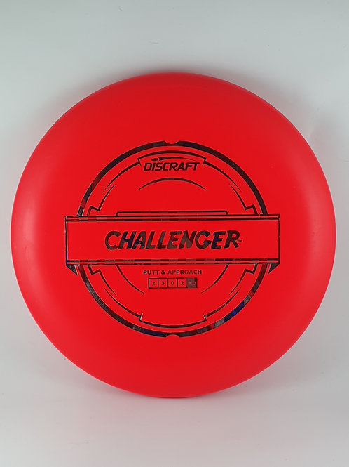 Putter Line Challenger ~ 2, 3, 0, 2