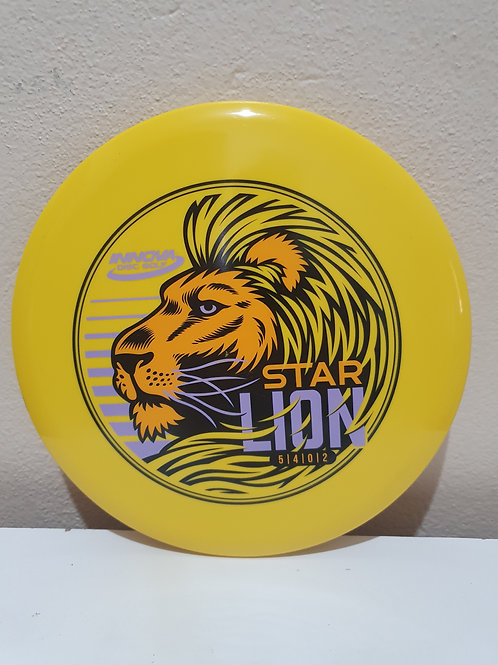INNfuse Star Lion ~ 5, 4, 0, 2